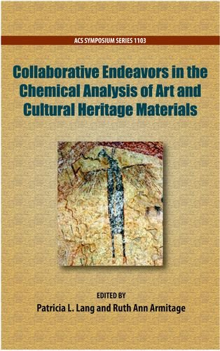 9780841227309: Collaborative Endeavors in the Chemical Analysis of Art and Cultural Heritage Materials (ACS Symposium Series)