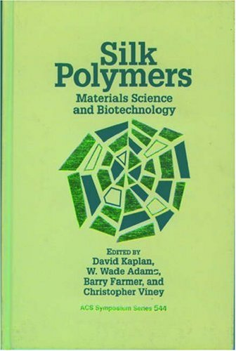 9780841227439: Silk Polymers: Materials Science and Biotechnology (ACS Symposium Series)