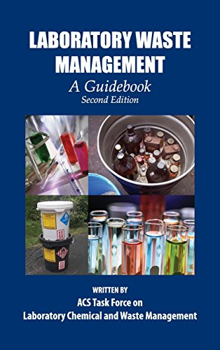 9780841227866: Laboratory Waste Management: A Guidebook (ACS Professional Reference Book)