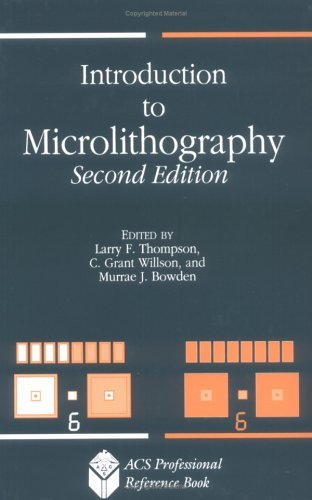 9780841228481: Introduction to Microlithography (ACS Professional Reference Book)