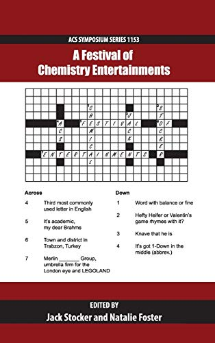 9780841229075: A Festival of Chemistry Entertainments (ACS Symposium Series)