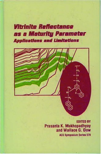 9780841229945: Vitrinite Reflectance As a Maturity Parameter: Applications and Limitations (ACS Symposium Series)