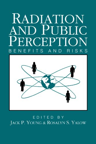 9780841230378: Radiation and Public Perception: Benefits and Risks (ACS Advances in Chemistry)