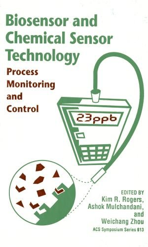 9780841233300: Biosensor and Chemical Sensor Technology: Process Monitoring and Control: 613