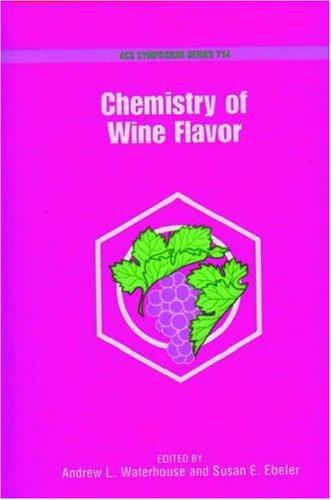 9780841235922: Chemistry of Wine Flavor (ACS Symposium Series, No. 714)