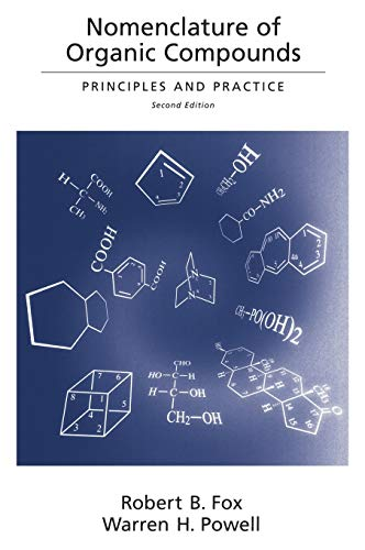 9780841236486: Nomenclature of Organic Compounds: Principles and Practice (American Chemical Society Publication)