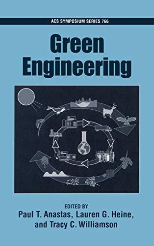 9780841236776: Green Engineering (ACS Symposium Series)