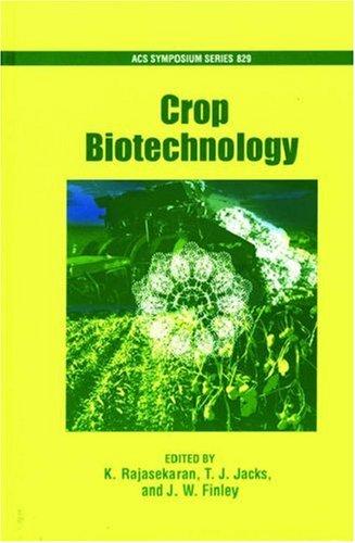9780841237667: Crop Biotechnology (ACS Symposium Series)