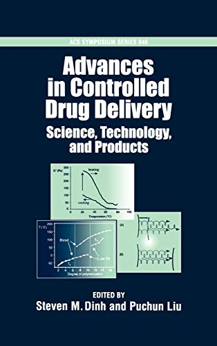 9780841238091: Advances in Controlled Drug Delivery: Science, Technology, and Products (ACS Symposium Series)