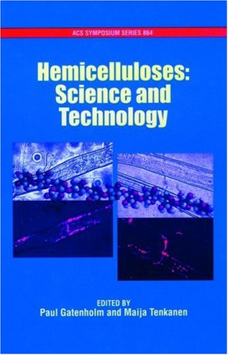 9780841238428: Hemicelluloses: Science and Technology (ACS Symposium Series)