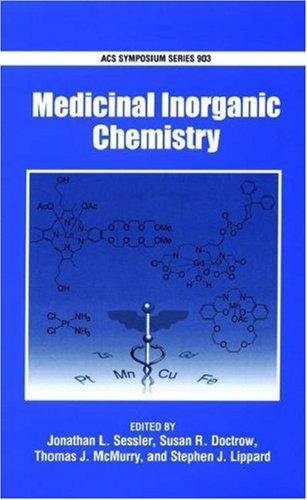 Medicinal Inorganic Chemistry (Hardback): Sessler, Jonathan L.;