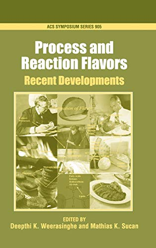 9780841239050: Process and Reaction Flavors: Recent Developments (ACS Symposium Series)