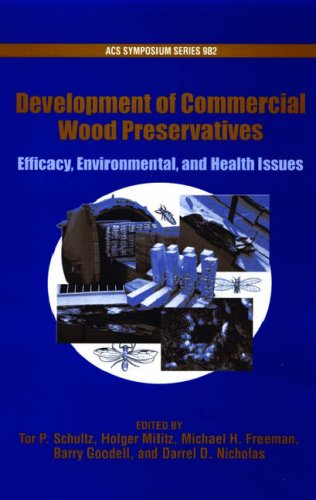 9780841239517: Development of Commercial Wood Preservatives Efficacy, Environmental, and Health Issues (ACS Symposium Series)