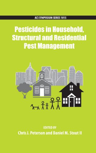 9780841269675: Pesticides in Household, Structural and Residential Pest Management (ACS Symposium Series)