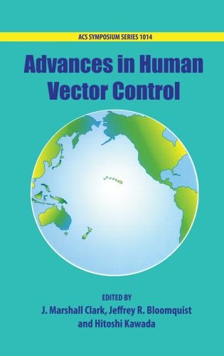 9780841269774: Advances in Human Vector Control (ACS Symposium Series)