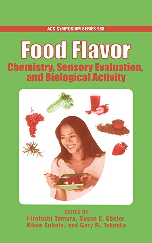 Food Flavor Chemistry, Sensory Evaluation, and Biological Activity Acs Symposium