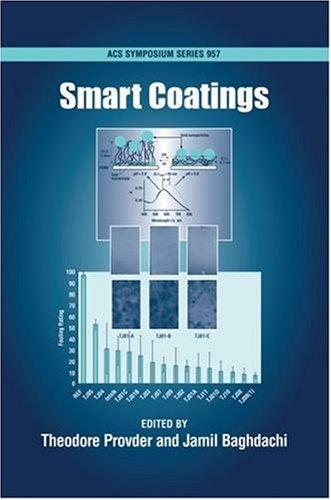 9780841274297: Smart Coatings (ACS Symposium Series)