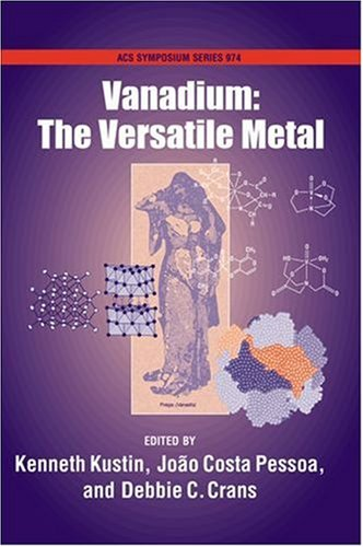 9780841274464: Vanadium: The Versatile Metal (ACS Symposium Series)