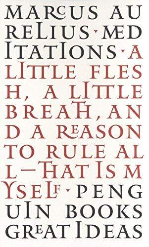 9780841296824: Meditations (Penguin Great Ideas)