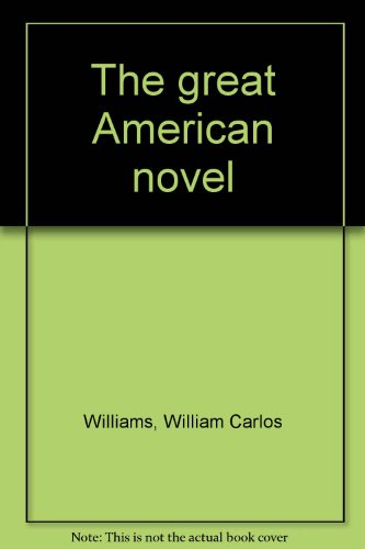 9780841428096: The great American novel