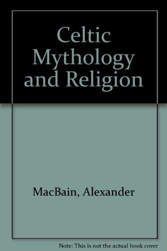 9780841460430: Celtic Mythology and Religion