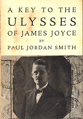 9780841475410: A key to the Ulysses of James Joyce