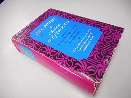 9780841500501: Memoirs of Madame de La Tour du Pin