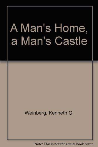 9780841501096: A man's home, a man's castle