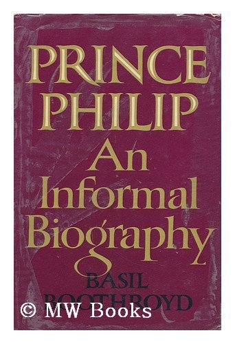 9780841501164: Prince Philip: An Informal Biography