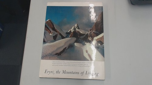 9780841501294: Eryri, the Mountains of Longing (The earth's wild places)