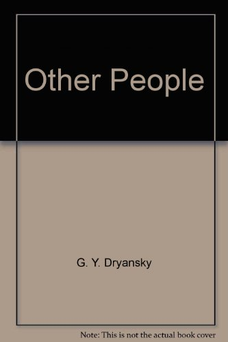 Other People (First Edition)