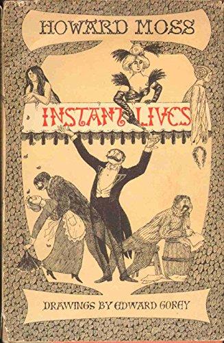 INSTANT LIVES: Moss, Howard