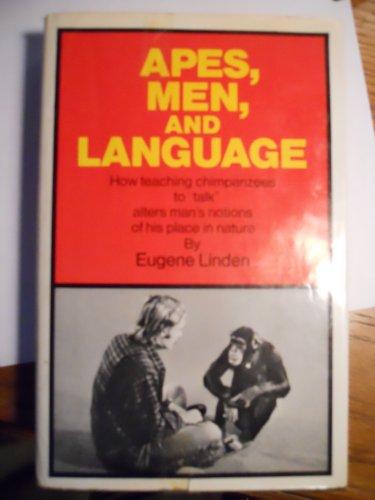 9780841503434: Apes Men and Language.