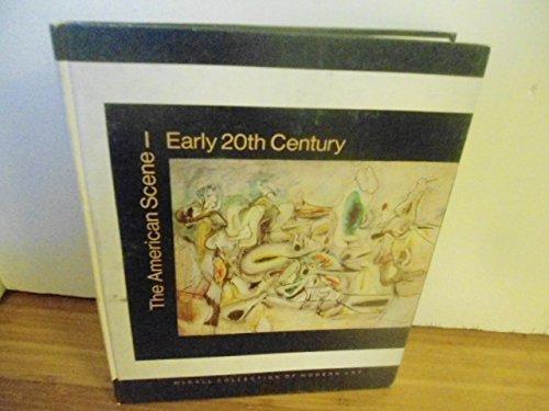 9780841510043: The American Scene Early Twentieth Century