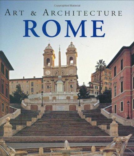 9780841600515: Rome: Art & Architecture