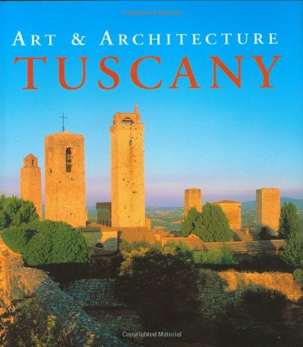 9780841600522: Tuscany (Art & Architecture)