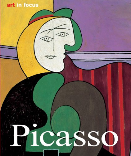 9780841600553: Pablo Picasso: Life and Work (Art in Focus (Konemann))