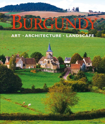9780841600591: Burgundy: Art, Architecture, Landscape