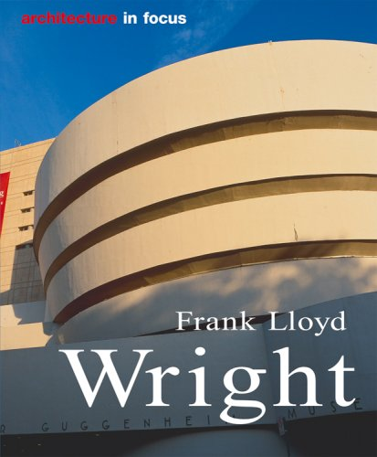 9780841600874: Frank Lloyd Wright: Life and Work (Architecture in Focus)