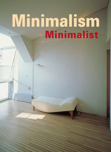 9780841600881: Minimalism: History - Fashion - Design - Architecture - Interiors