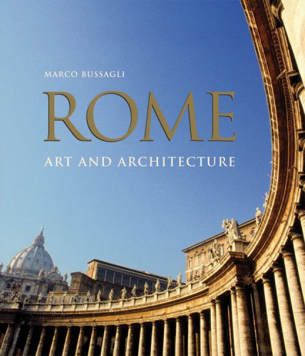 9780841600911: Rome: Art and Architecture
