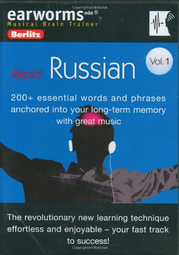 Earworms Rapid Russian (Russian Edition) (Earworms: Musical Brain Trainer) (English and Russian ...