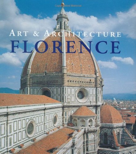 9780841601482: Florence (Art & Architecture)