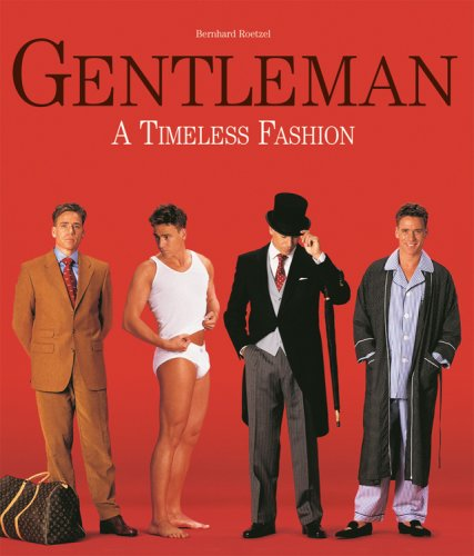 9780841601628: Gentleman: A Timeless Fashion
