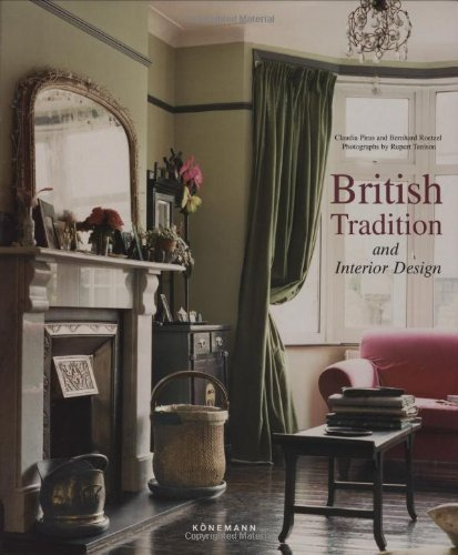 9780841601659: British Tradition and Interior Design: Town and Country Living in the British Isles