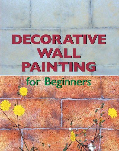 9780841601673: Decorative Wall Painting for Beginners