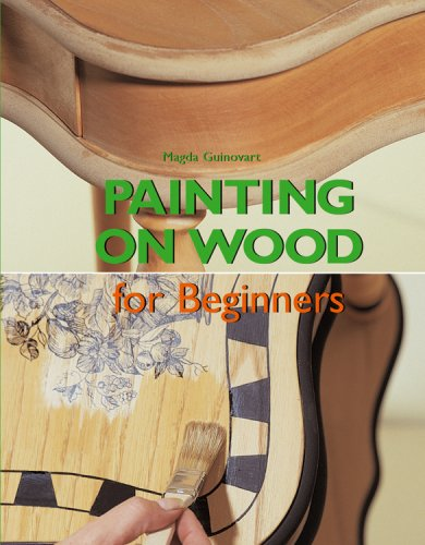 9780841601703: Painting on Wood for Beginners