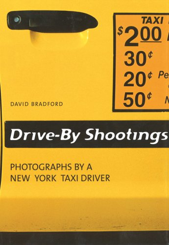 9780841602595: Drive-By Shootings: Photographs by a New York Taxi Driver