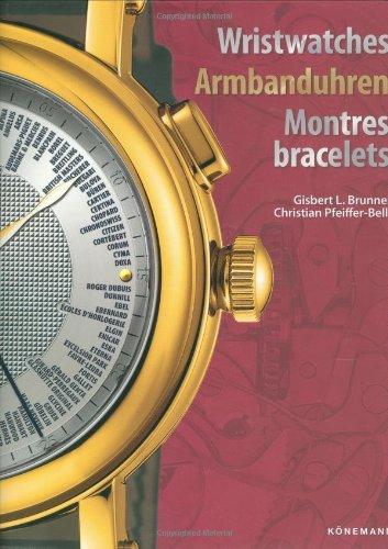 9780841602724: Wristwatches/Armbanduhren/Montres-Bracelets