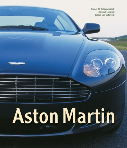 9780841602731: Aston Martin (English, German and French Edition)